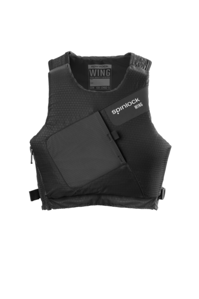 Wing pfd black front